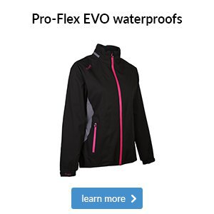 ProQuip Pro-Flex EVO ladies waterproofs